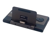 MCL Samar Foldable Battery Dock - Station d'accueil - pour Apple iPad 1; 2; 3; iPhone 3G, 3GS, 4, 4S; iPod (4G, 5G); iPod classic; iPod mini; iPod nano (1G, 2G, 3G, 4G, 5G, 6G); iPod touch (1G, 2G, 3G, 4G) ACC-IPAD22